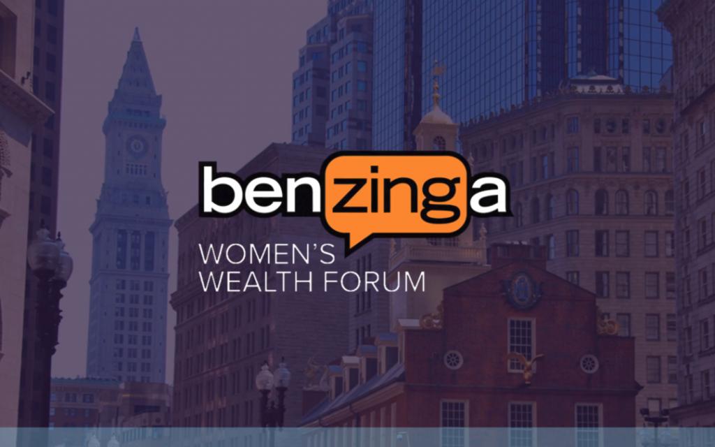 Watch Sandy Chaikin Share Her Investing Journey at Benzinga's First-Ever Women's Wealth Forum [Video]