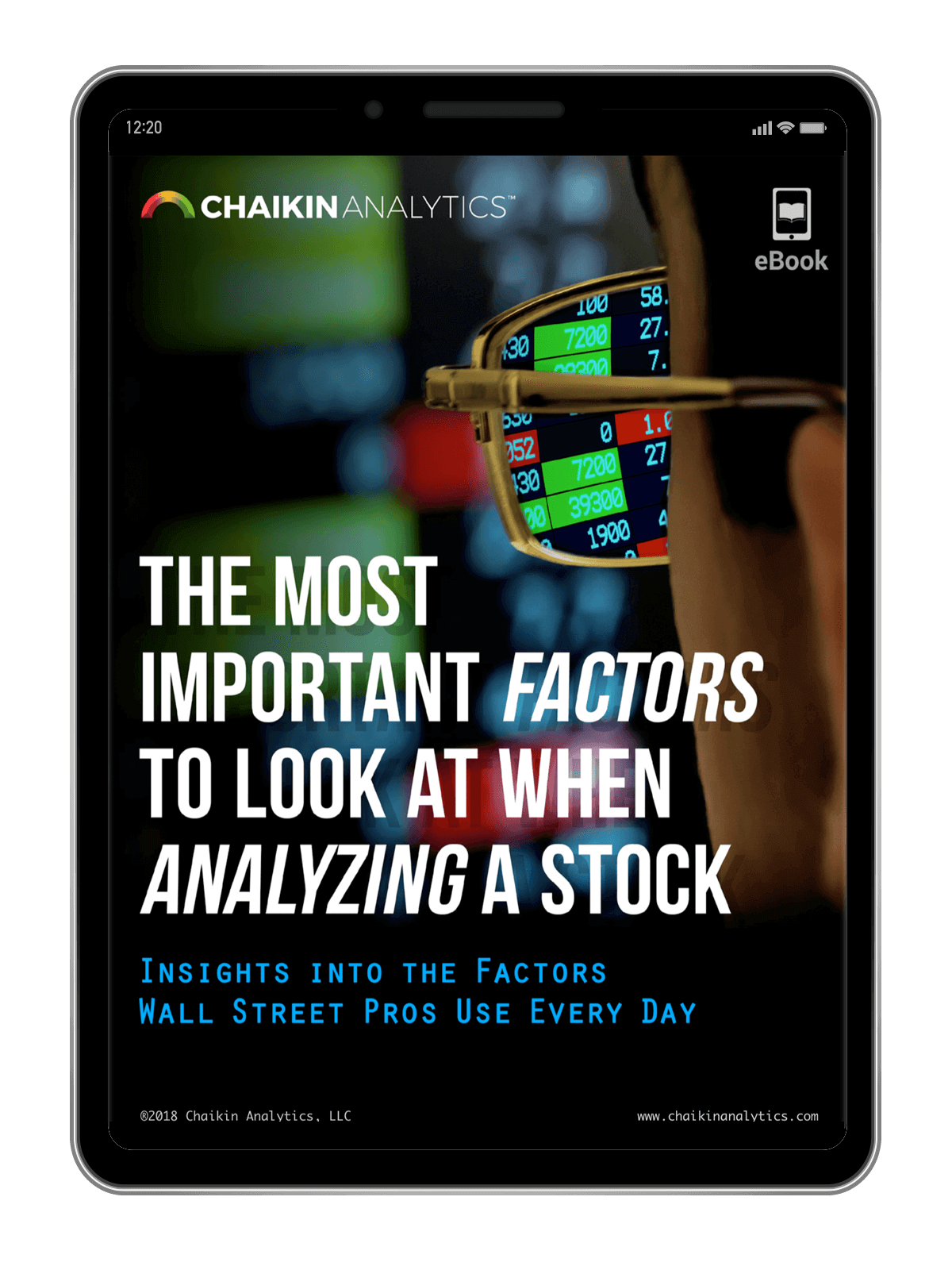 The Most Important Factors To Look At When Analyzing a Stock
