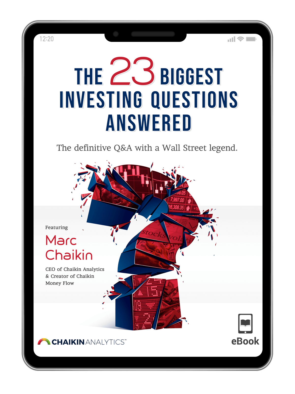 eBook The 23 Biggest Investing Questions Answered