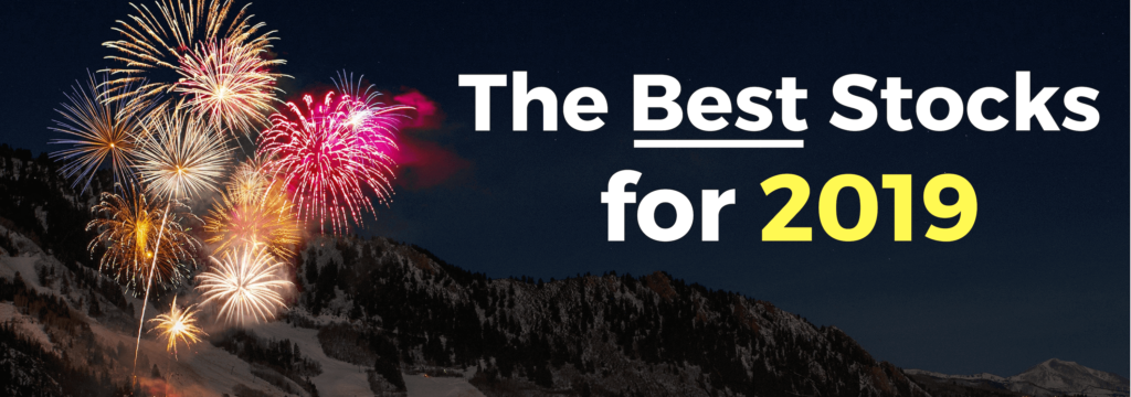 Best Stock for 2019 Webinar