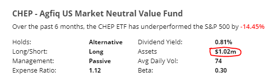 Selecting an ETF img 1