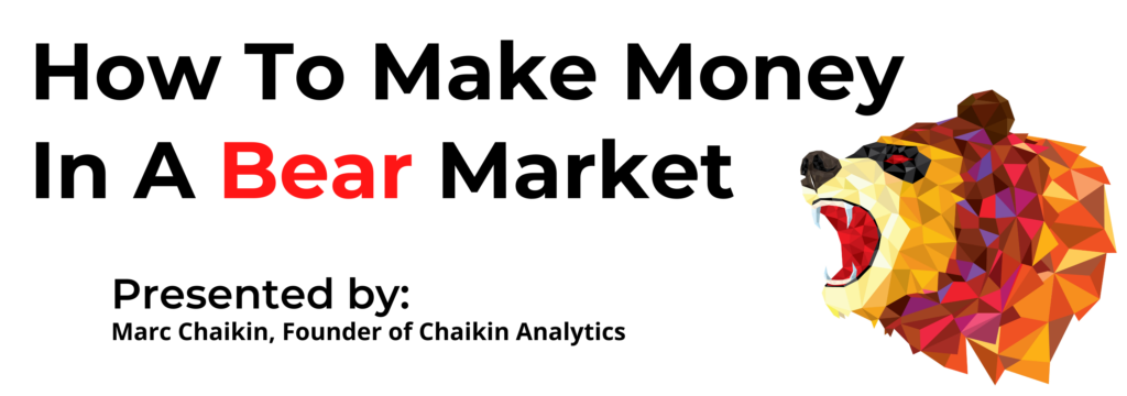 How to Make Money in a Bear Market