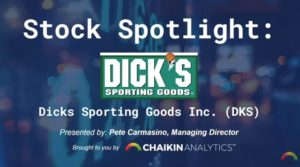 Dick's Sporting Goods (DKS)