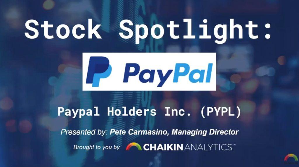 Paypal Holders Inc. (PYPL)