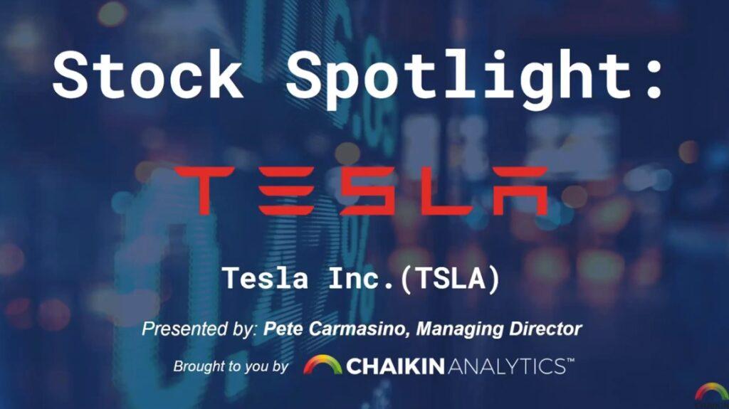 Tesla Inc. (TSLA)